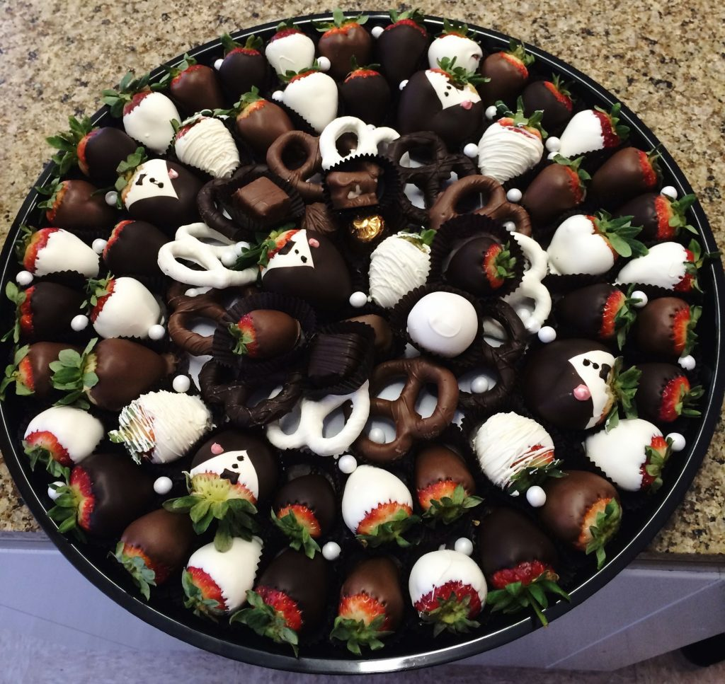 brown cow sweetery offers premium chocolate and catering